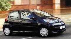 Peugeot 107 TRENDY URBAN MOVE 3D